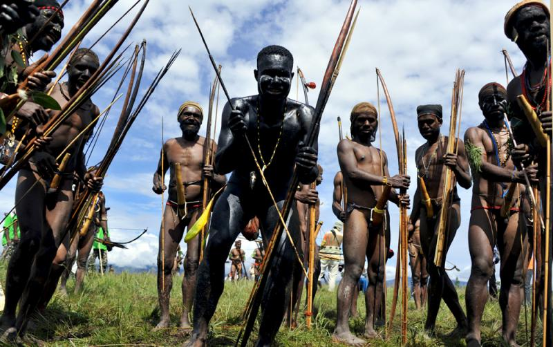 абориген приснился