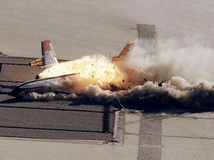 Авиакатастрофа приснилась