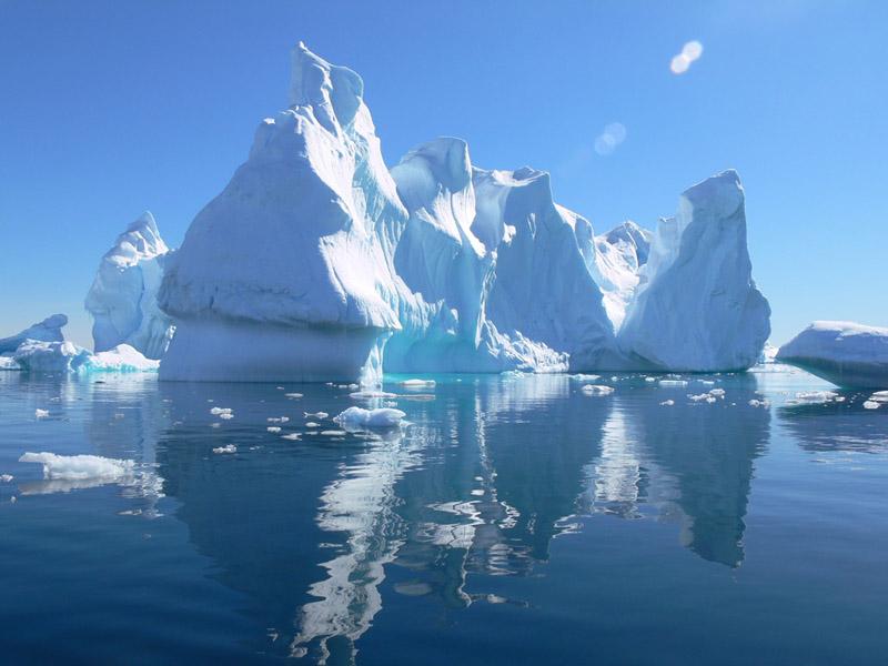 приснился айсберг