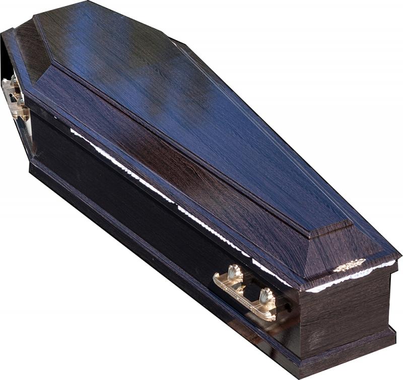 Приснился гроб