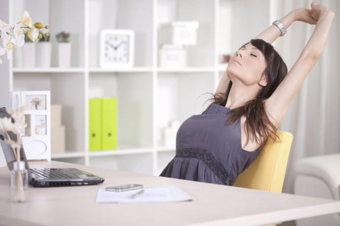 Фитнес на рабочем месте