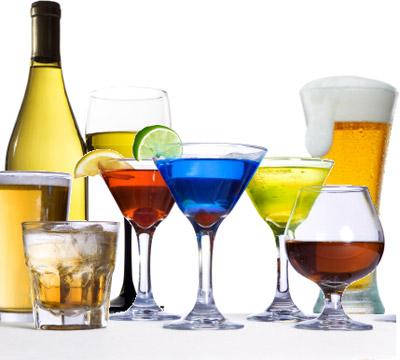 Приснился алкоголь