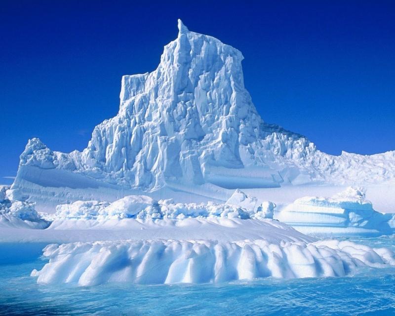 приснилась арктика