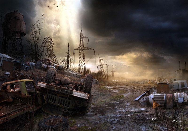 Приснился апокалипсис