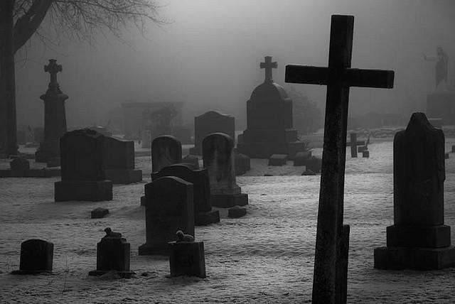 К чему снится кладбище во сне