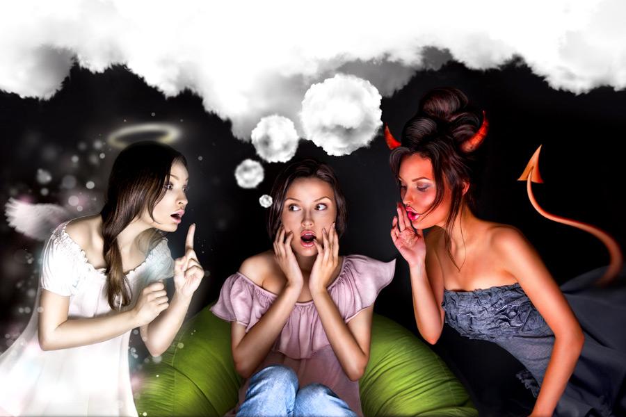 Две реальные истории о женской дружбе: хорошая и плохая…