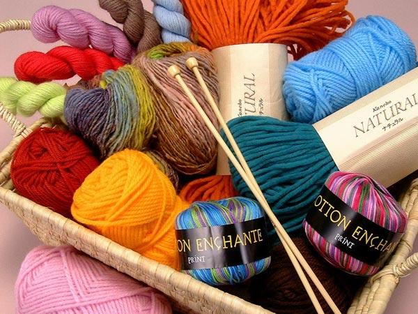 лучшие пряжи для вязания шапки свитера и других теплых вещей