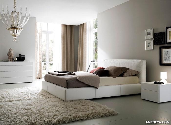 Дизайн спальни по феншуй 1