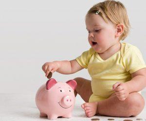 С 1 мая вырастут детские пособия
