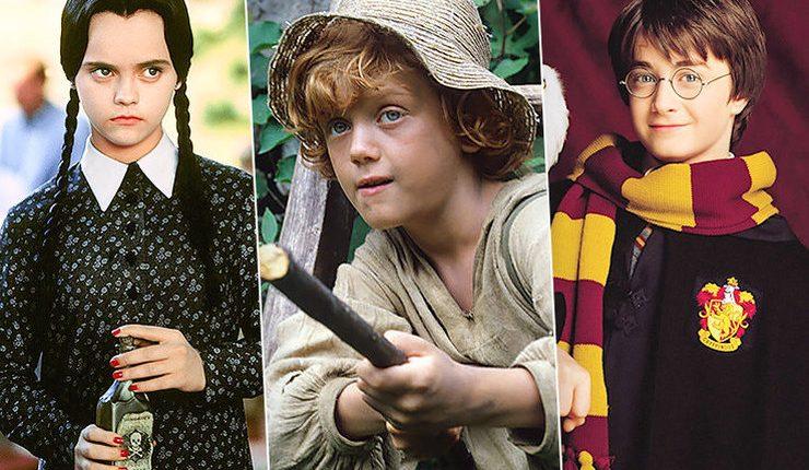 Дети из фильмов