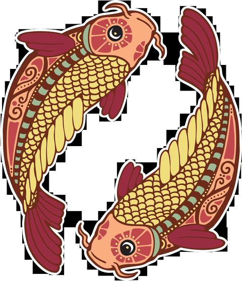 Рыбы знак зодиака числа месяца