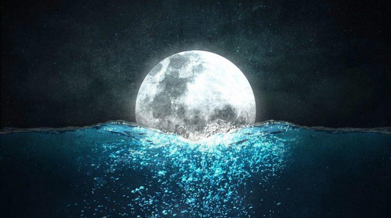 Черная луна в Водолее