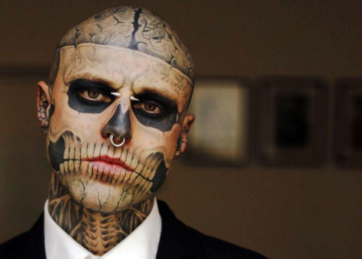 Модель Зомби Бой найден мёртвым. Что известно о его смерти