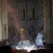 Опубликованы первые фото изнутри собора Нотр-Дам после пожара